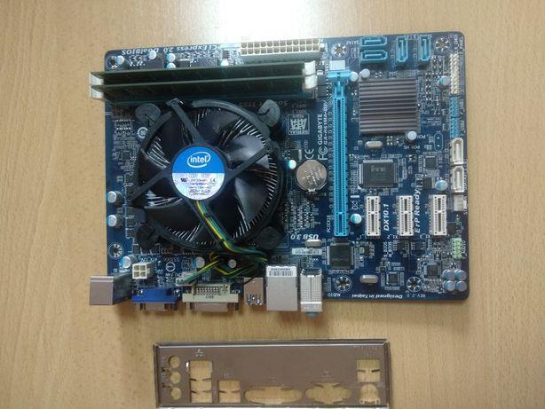 Gigabyte GA-H61MA-D3V Socket 1155