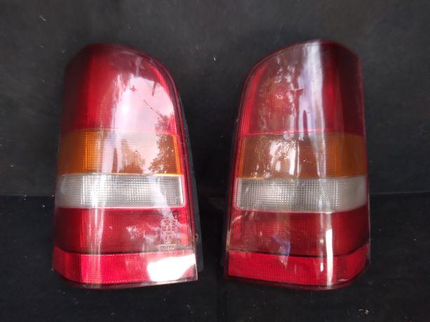 Стоп фонарь Вито 638 Mercedes Vito 638
