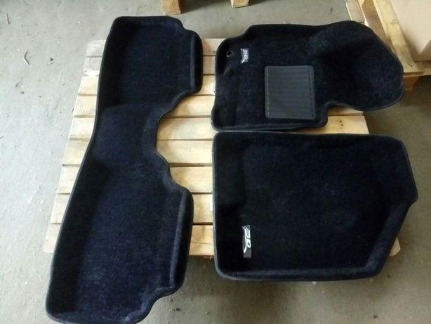 Автомобильные 3D коврики Hyundai IX-35 (Tucson)