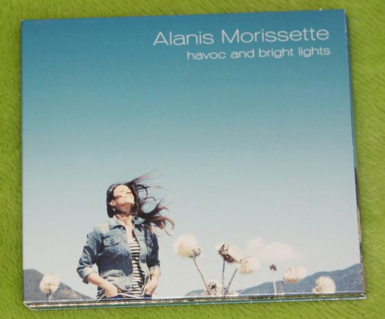 Alanis Morissette, havoc and bright lights (Deluxe) 2x CD