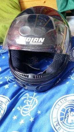 Kask motocyklowy Nolan