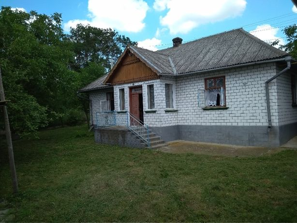 Будинок у с. Личківці