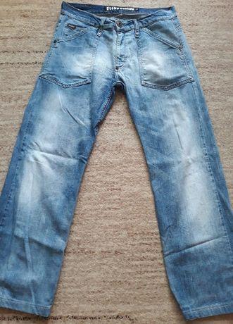 Spodnie męskie jeansowe na wzrost 175-179 cm Białystok
