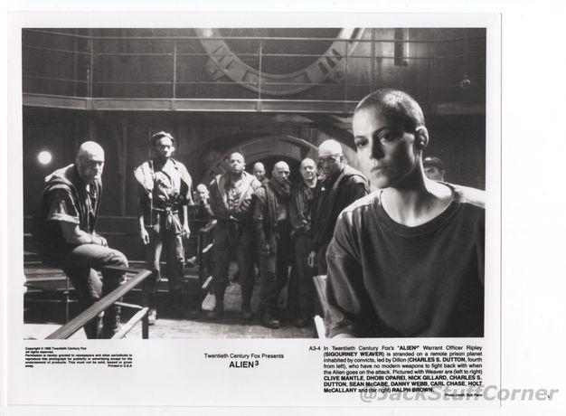 Alien 3 - 2  zdjecia / kadry