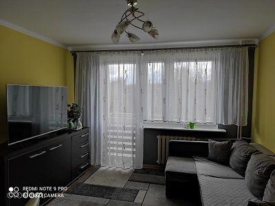 Mieszkanie 3-pokojowe 48m2