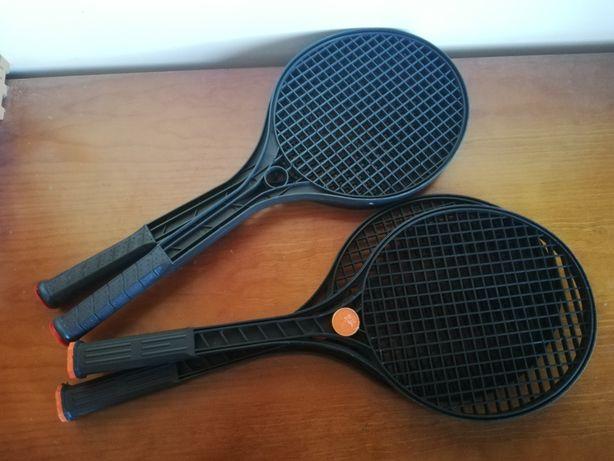 Conjunto de 4 raquetes