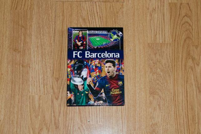 FC Barcelona Tomasz Ćwiąkała