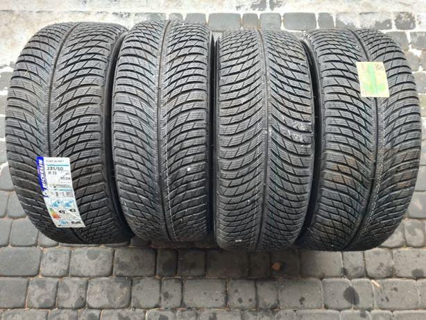 FABRYCZNIE NOWE Opony Michelin Pilot Alpin 5 - 235/50/19
