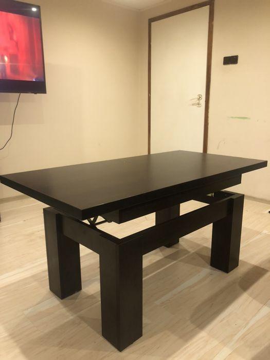 Nowoczesny, solidny stół. Rozkladany + regulacja wysokości Radlin - image 1