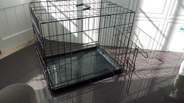 Transportadora/Box para cão - venda urgente