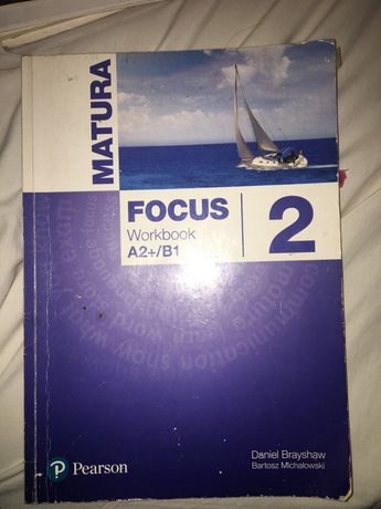 Ćwiczenia Angielski Matura focus 2 poziom A2/B1