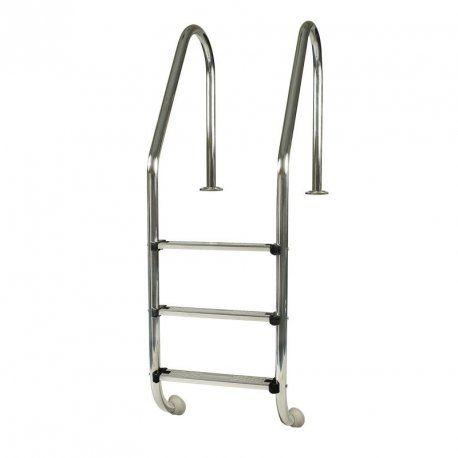 Escada INOX para Piscinas - NOVAS - Qualidade