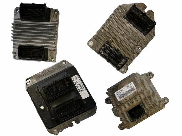 NAPRAWA - Sterownik silnika opel ( Astra, Zafira, Vectra i inne )