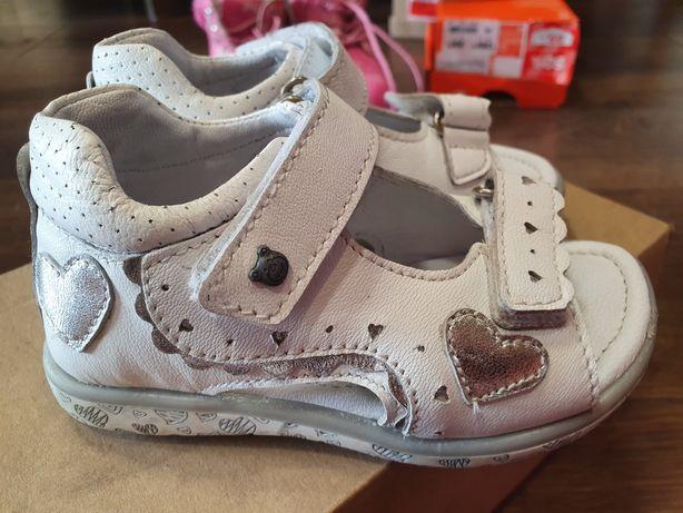 Sandałki firmy Lasocki Kids rozmiar 23