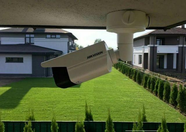 Установка обслуживание видеонаблюдения монтаж подбор оборудования СКУД
