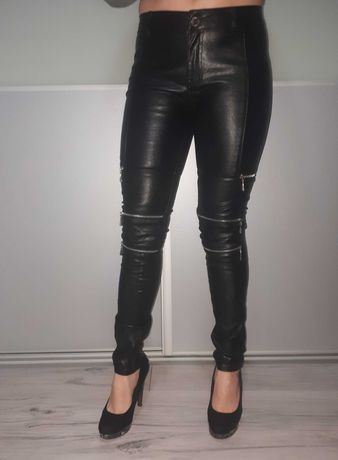 Spodnie z suwakami Lexxury-M