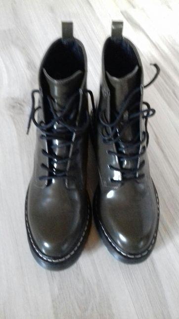 Buty zara rozmiar 41 dl wkładki 26,5 cm