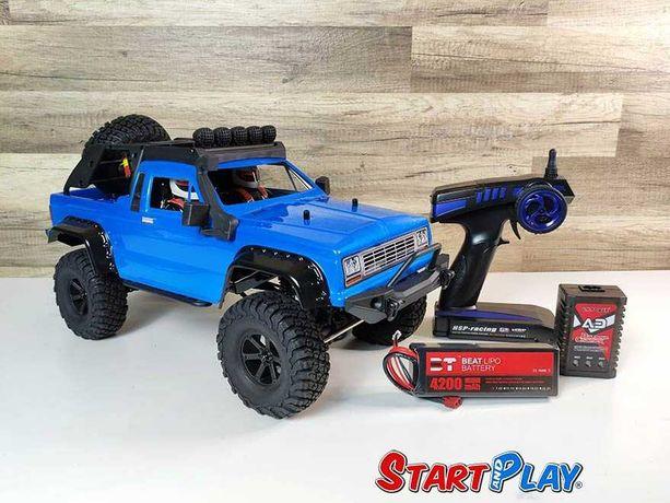 Crawler HSP 94706 PRO-2 4×4 1/10 Com Lipo 4200mah