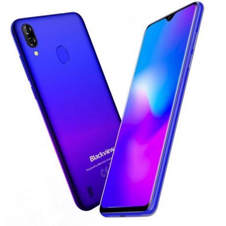 Новый Смартфон Blackview A60 Blue |16GB|Display 6.1Hd+