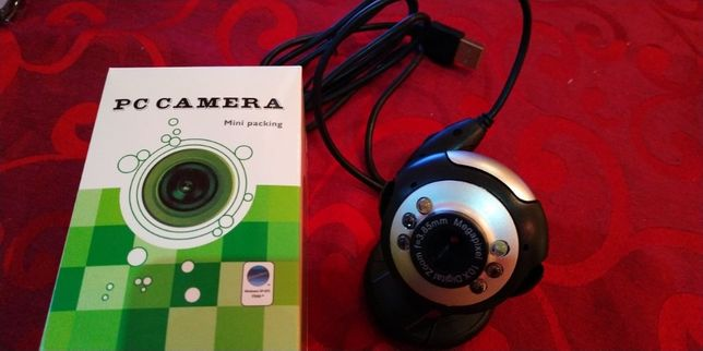 Kamera PC Camera mini packing