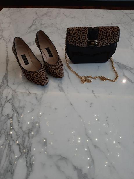 Włoska torebka i buty