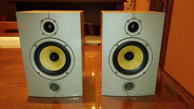Głośniki monitory kolumny Wharfedale Diamond 8.1 + uchwyty ścienne