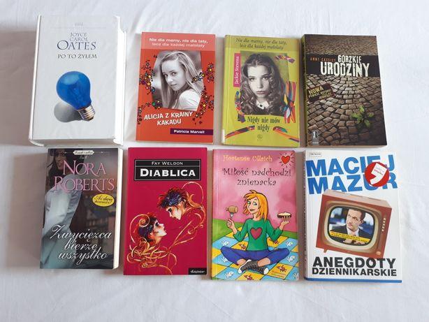 Książki Gorzkie urodziny, Diablica, Nora Roberts