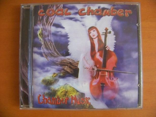 Coal Chamber ‎– Chamber Music , Nu Metal, płyta CD