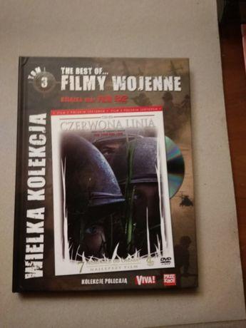 """Sprzedam filmy dvd z serii ,,the best of filmy wojenne"""""""