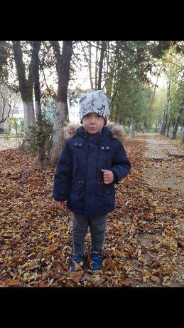 Демісезонна куртка Topomini 92p