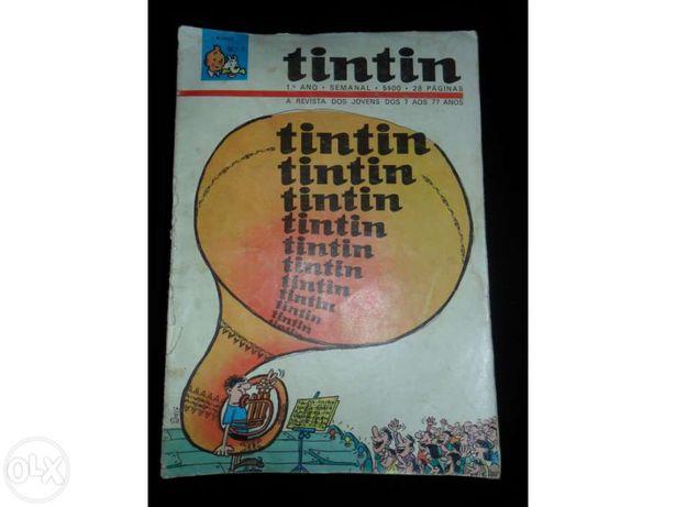 Revistas tintin Ano 1 + Extras