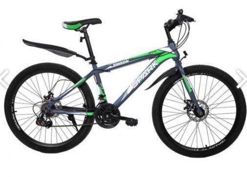 Велосипед SPARK SHADOW TDK26-18-18-003 НОВИЙ