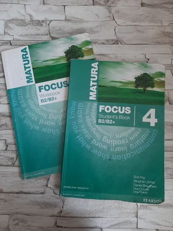 Focus 4 podręcznik i ćwiczenia