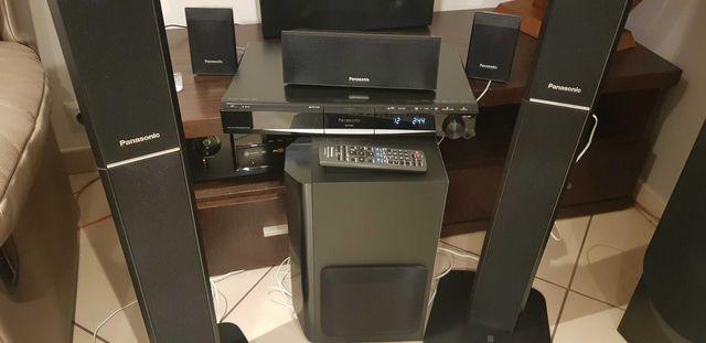 Kino domowe Panasonic SA-PT465 5 głośników+ subwoofer
