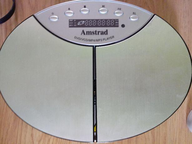 Odtwarzacz DVD MPEG4 + 300 gier Amstrad DX4010