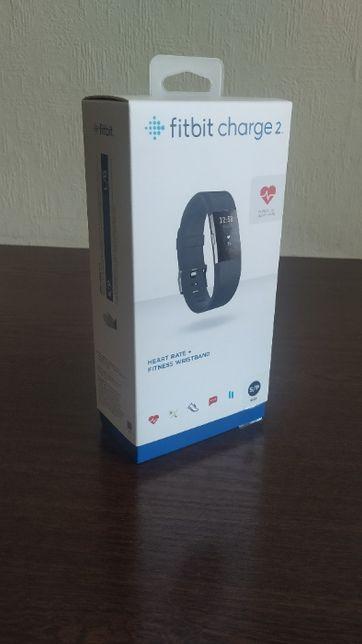 Opaska sportowa Fitbit Charge 2 czarna