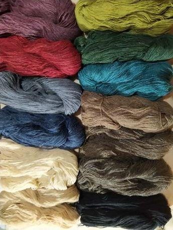 Супер Цена 1 кг Чистошерстяная Пряжа Новая Свежая для вязания спицами