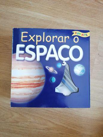 Explorar o espaço - Brinquedo para crianças