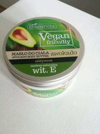 Bielenda vegan friendly masło do ciała odżywcze