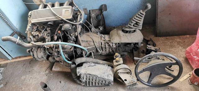 Silnik z osprzętem 1.9 GLD, diesel Polonez / Citroen