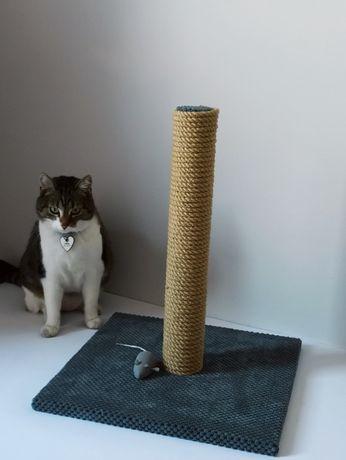 Drapak dla kota słupek + GRATIS