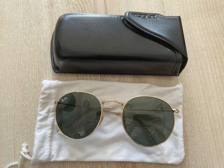 Okulary przeciwsloneczne Ray Ban retro round