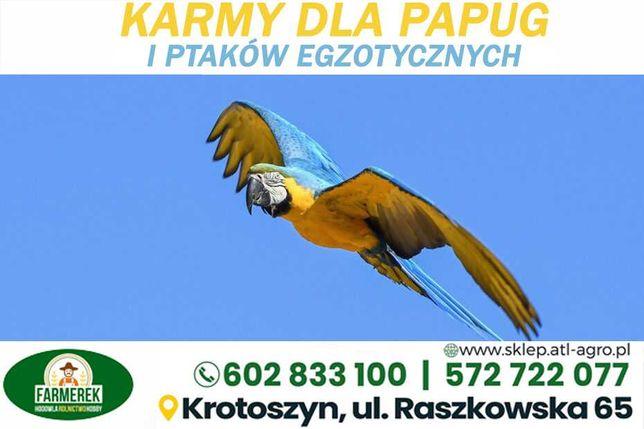 Karmy dla papug i ptaków egzotycznych Karma Mix