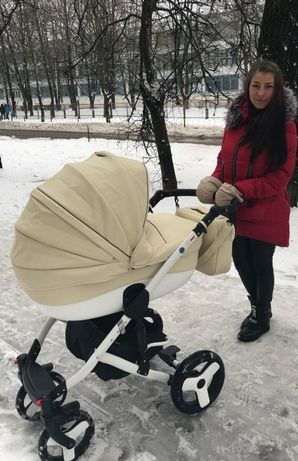 Детская коляска Deluxe