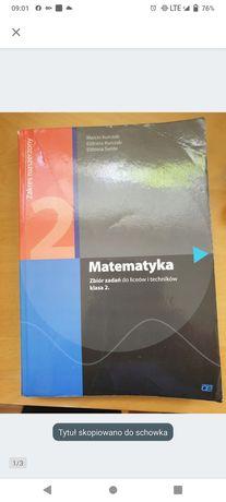 Matematyka 2 zbiór zadań rozszerzony