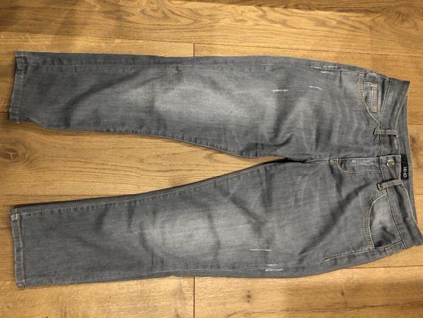 Liu Jo jeansy szare rozmiar 26