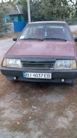 Автомобіль ВАЗ-2109