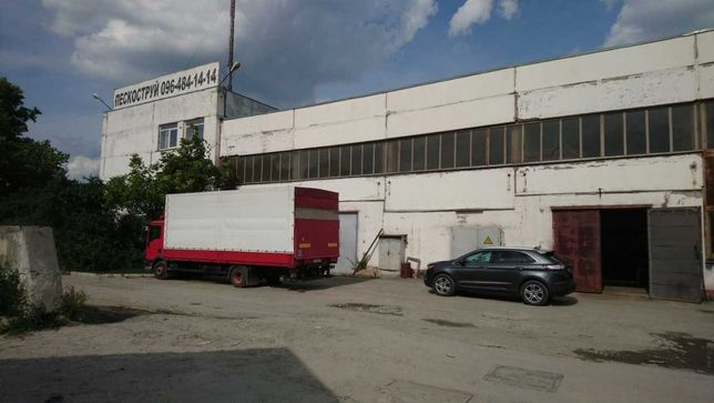 Виробничий комплекс, 4 409,80 кв.м, м. Київ, вул. Полярна, 10