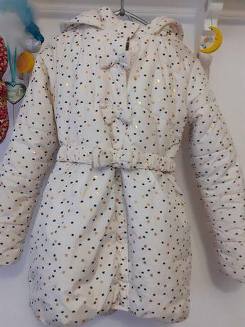 Пальто-куртка, 10-11 лет,(140 - 146) обмен.