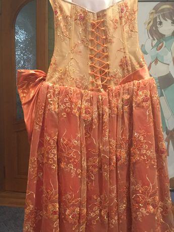 Платье вечернее 44-46 размер